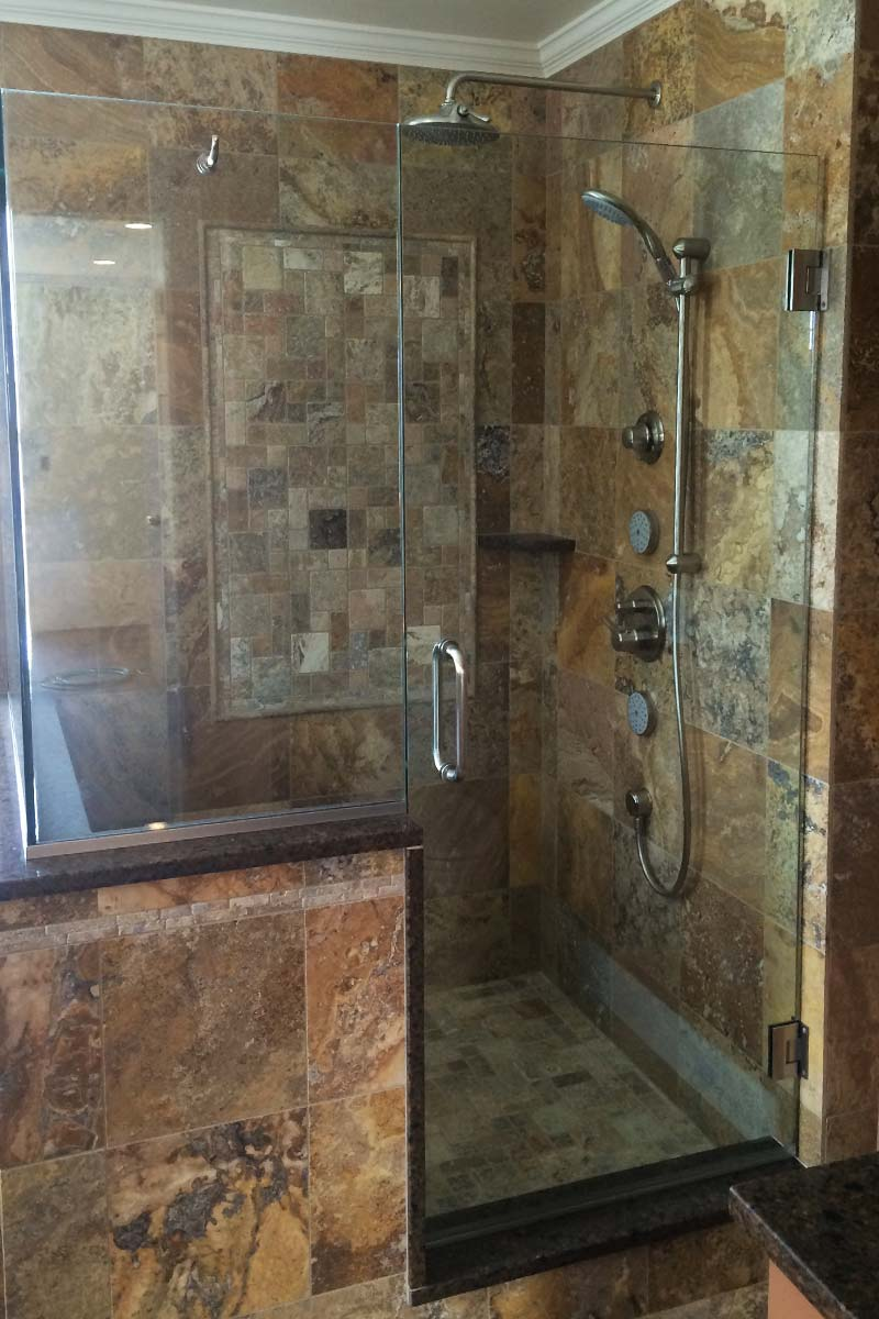 Small Amp Elegant Bathroom Renovation Rotella