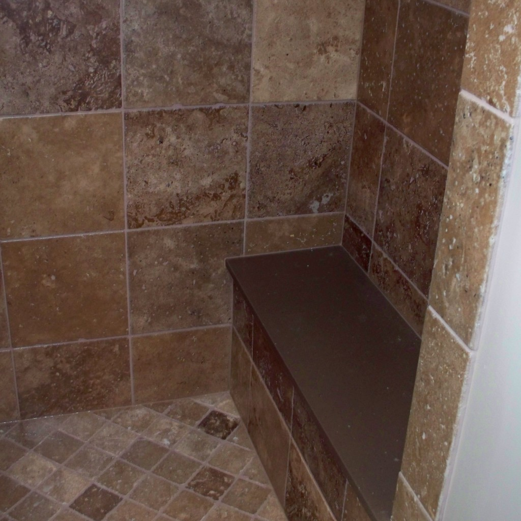 Shower tub bathroom tile ideas rotella Bathroom design shower over bath